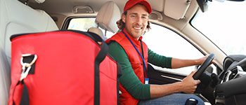 Fast Food Delivery Insurance